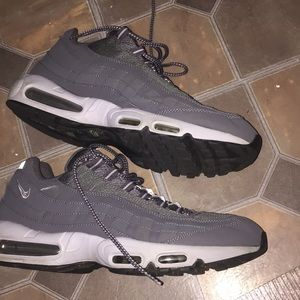 new concept 86ffb f52ac Nike Shoes - AirMax 95 Gray size 13